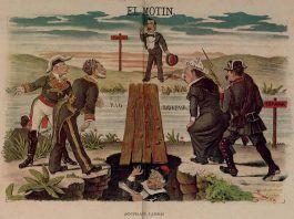 """""""Entrada libre"""", de Demócrito, El Motín, 5 de junio de 1881"""