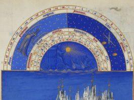 Las muy ricas horas del Duque de Berry, representación del mes de septiembre.
