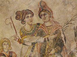 Detalle mosaico.