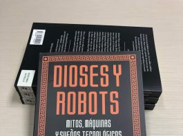 Así es Dioses y Robots, el libro de Adrienne Mayor para Desperta Ferro