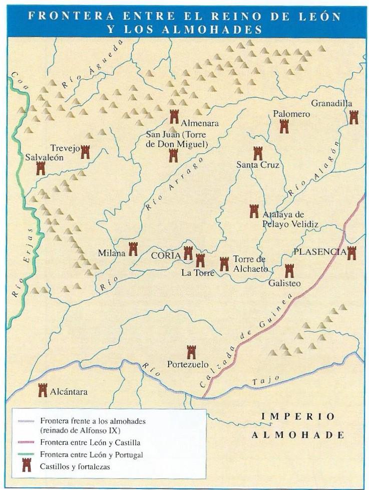 Atlas historico de la Espana medieval - José Maria Monsalvo Anton