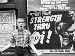 El fenómeno skinhead
